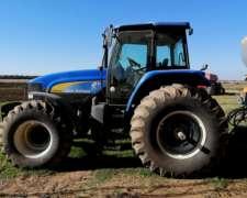 Tractor New Holland TM 7030 Exitus, 2010, 3000 HS. (170 CV)