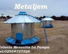 Comederos Colonia Menonita.drecto Con Sus Dueños