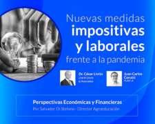 Medidas Impositivas y Laborales 50% OFF