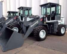 Nuevas Palas Cargadoras Hanomag Farm H-140