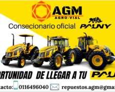 Pauny HP Nuevo Usado 180 210 250 280 500 540 Novo Bravo ETC