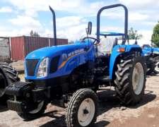 Tractor New Holland TT3.50 2wd - 0km