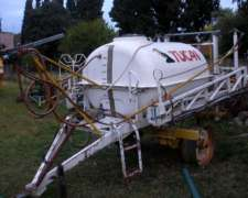 Fumigador Tucan 1.500 Lts.