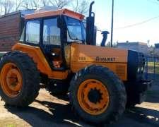 Tractor Valmet 1580 Doble Traccion