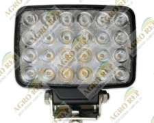Super Faro LED Alta Potencia 72w