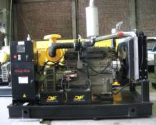 Grupo Electrógeno Diesel 125 Kva New Holland