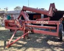 Extractora de Granos Akron 180 T.