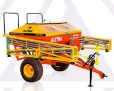 Fertilizadora Altina - Sistema Neumático