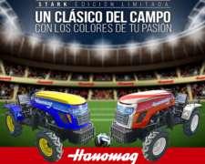 Tractor Hanomag Stark Nueva Linea