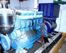 Grupo Electrogeno De 75 Kva Motor Deutz 514 Impecable.