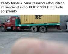Camión International Al Dia