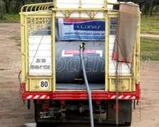 Tanque Bolsa Rappachiani Transportable - Rompeolas