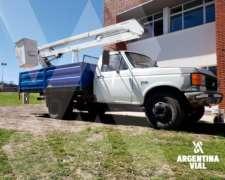 Camion con Hidroelevador Ford 350 (ID 471)