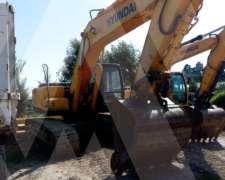 Excavadora Hyundai 210 LC 7 (id649)