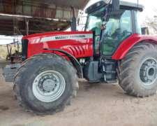 Tractor Massey Ferguson 7180