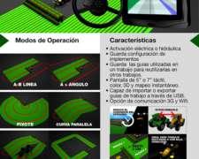 Nuevo Piloto Automático Hexagon/controlagro TI5 y TI7