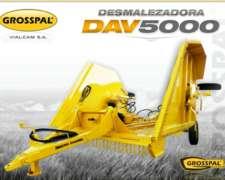 Desmalezadoras DAV 5000 Grosspal