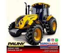 Pauny Audaz 2200 - Agroclasic