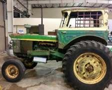 Tractor John Deere 3420, Simple Tracción, con Tres Puntos.