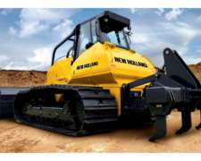 Tractor de Orugas New Holland D150c - GRM