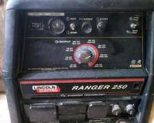 Motosoldadora Lincoln Ranger 250