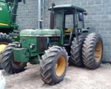 Tractor John Deere 3550 Doble Traccion