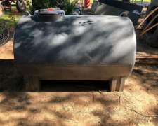 Tanque 2.000lts sin USO