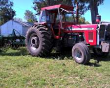 Massey Fergusson 296 con 140 HRS