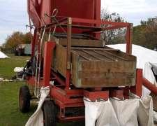 Servicio De Clasificación Y Limpieza De Granos Cereales