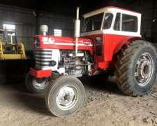 Massey Ferguson 1078, Cabina, Hidraulicos, Toma de Fuerza.