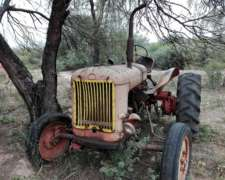 Tractor Someca 50, Toma de Fuerza y Levante de 3 Puntos
