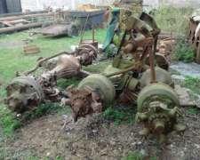 Diferencial Eje Tatto Completo 6x6 Ruso Artillero