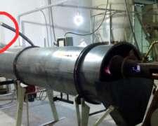 Horno Secador Rotativo Dryer.