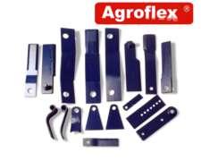 Cuchillas Picadoras y Desmalezadoras Agroflex.