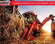 Cosechadora De Cañas Case A8000