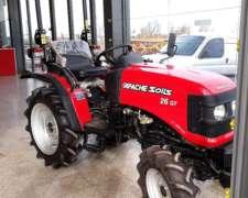 Tractor Apache Solis 26gta 4wd