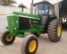 Tractor John Deere 4730 año 1986 en muy Buen Estado