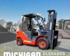 Autoelevador Michigan ME25 530d