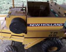 New Holland TR Doble Rotor Axial
