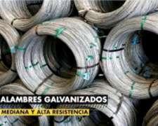 Alambres Alta Resistencia X 1000 MTS