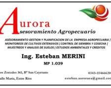 Aurora Asesoramiento Técnico Agropecuario