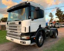Scania 114g 320 Tractor