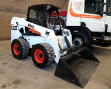 Bobcat S220 2007 Impecable