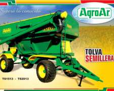 Tolva Semillera Agroar Modelo TS2013