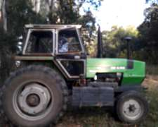 Tractor Deutz AX 4.100, Traccion Simple