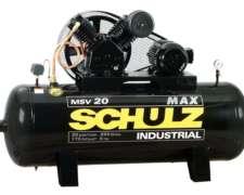 Compresores De Aire Fenk Marca Schulz 1hp A 20hp