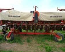 Sembradora Granos Gruesos Gherardi G-300 Neumatica
