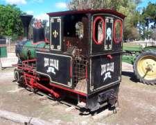 Locomotora a Vapor Orestein y Koppel