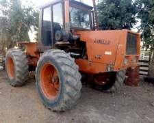 Tractor Zanello Z 450 con Motor 1518