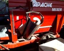 Mixer Horizontal Apache 600. Usado. Chimango Forrajero